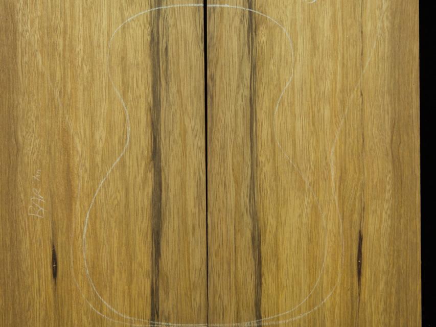 Black Limba Baritone Tonewood  010113