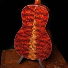 Bubinga Single O Custom Guitar