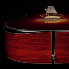 Cocobolo Guitars and Ukuleles