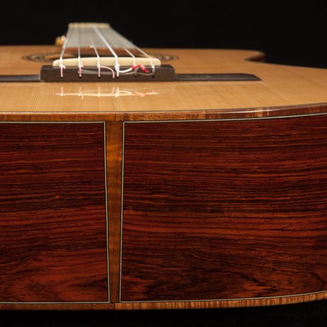 Cocobolo Guitars and Ukuleles