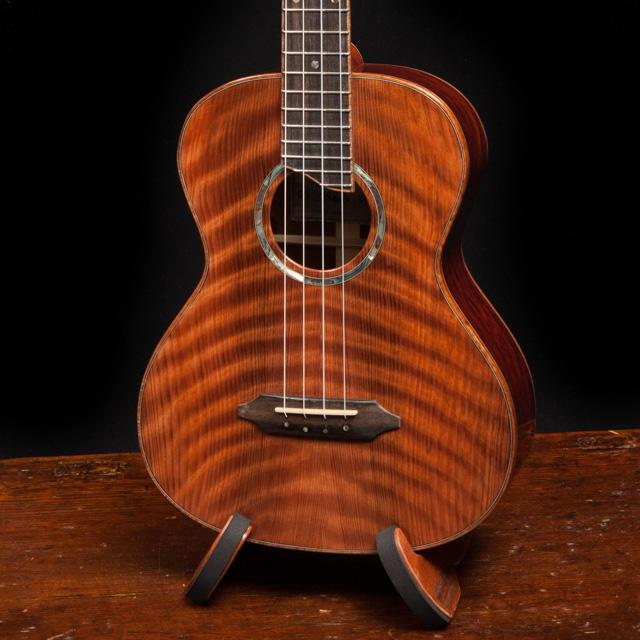 Curly Redwood Soundboard