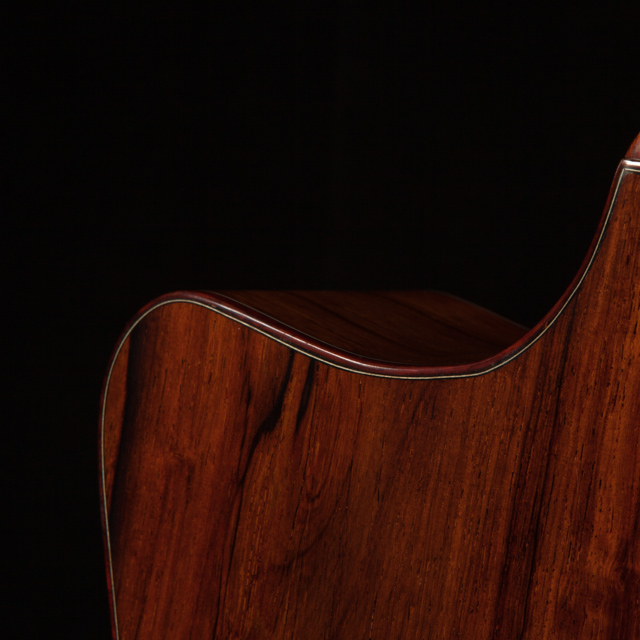 Custom Guitar Binding