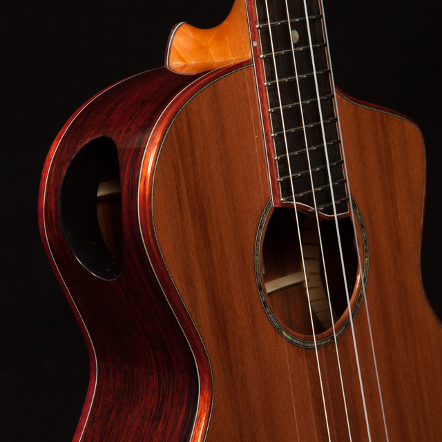 Ukulele Binding and Purfling