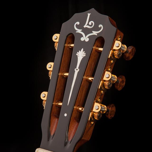 Custom Guitar Headstock
