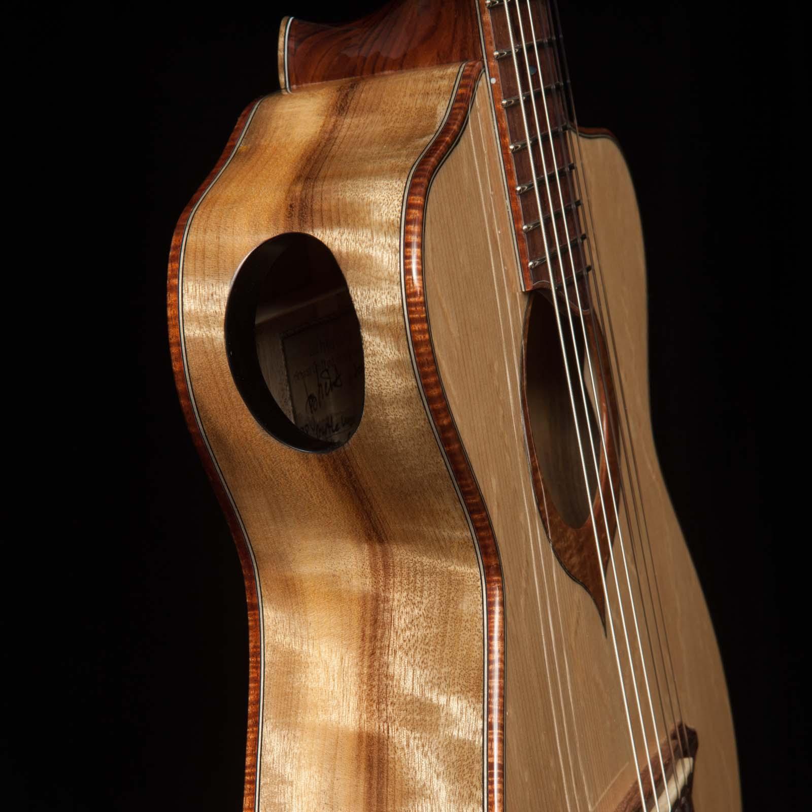 Custom Ukulele Soundport