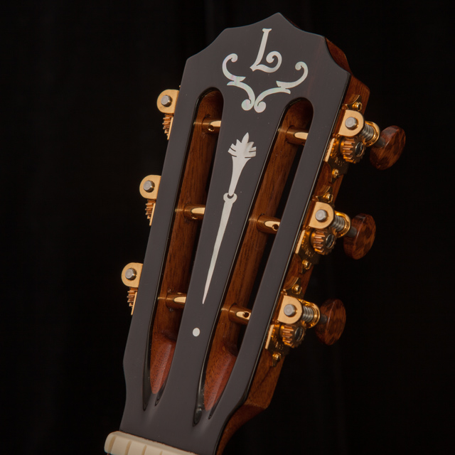 Custom Inlay on Guitars and Ukuleles