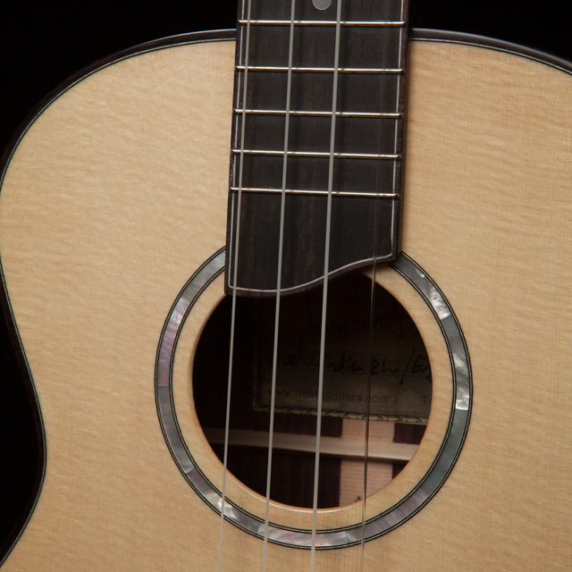 Custom Left Handed Ukulele