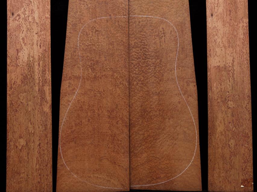 Bubinga Guitar Tonewood