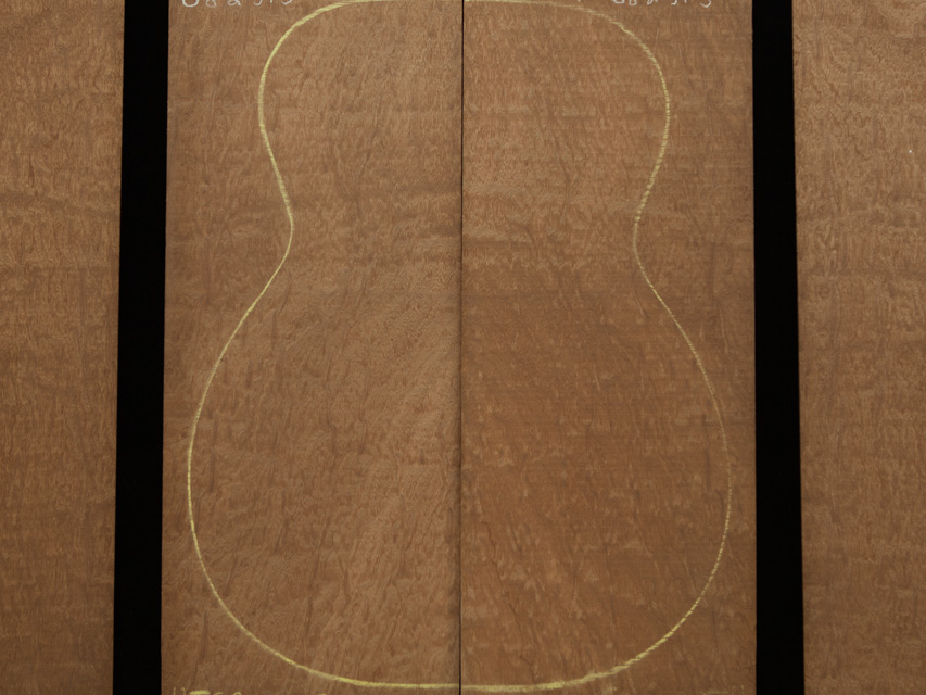 Sapele Guitar Tonewood