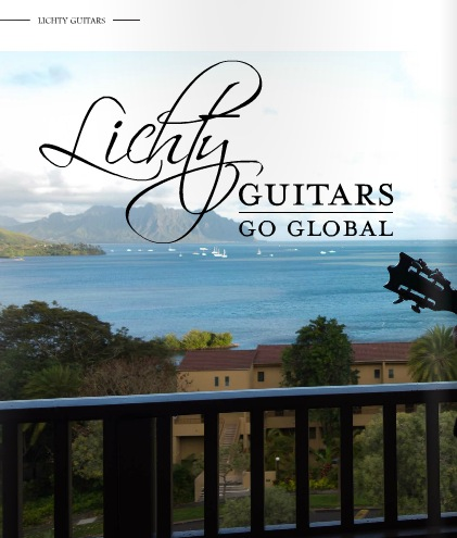 Foothills Magazine Lichty Guitars