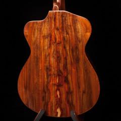 Granadillo Guitars and Ukuleles