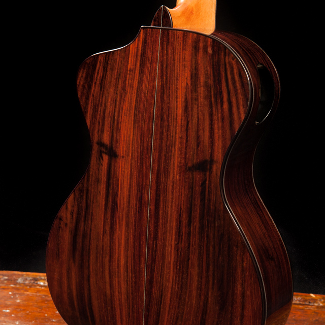 Granadillo Guitars and Ukuleles