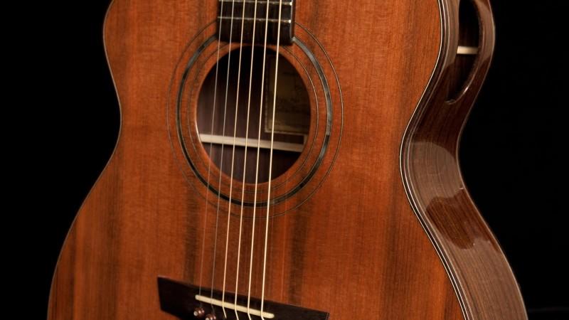 Indian Rosewood - Sinker Redwood Left Handed Guitar