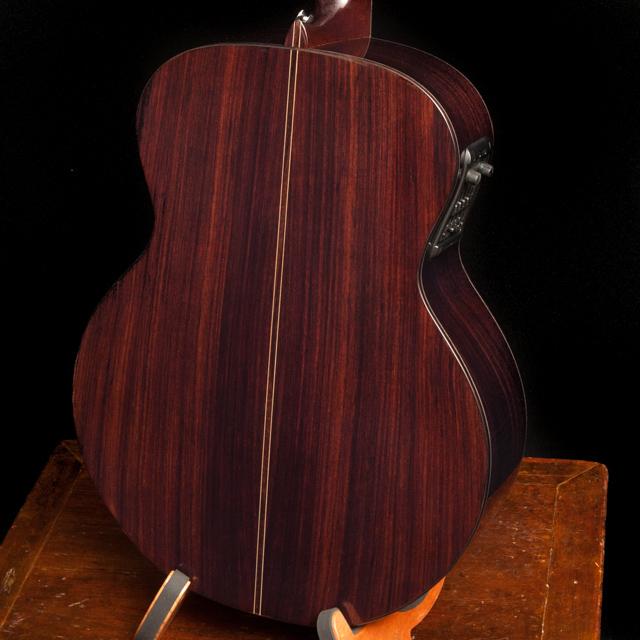 Indian Rosewood Guitars and Ukuleles