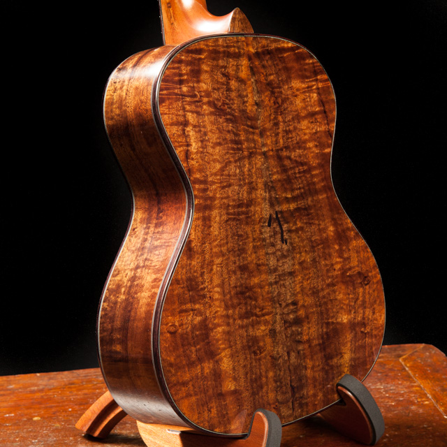 Koa Guitars and Ukuleles