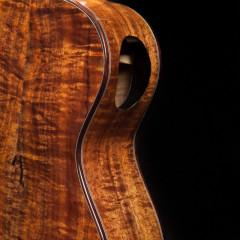 Koa Guitars and Ukuleles