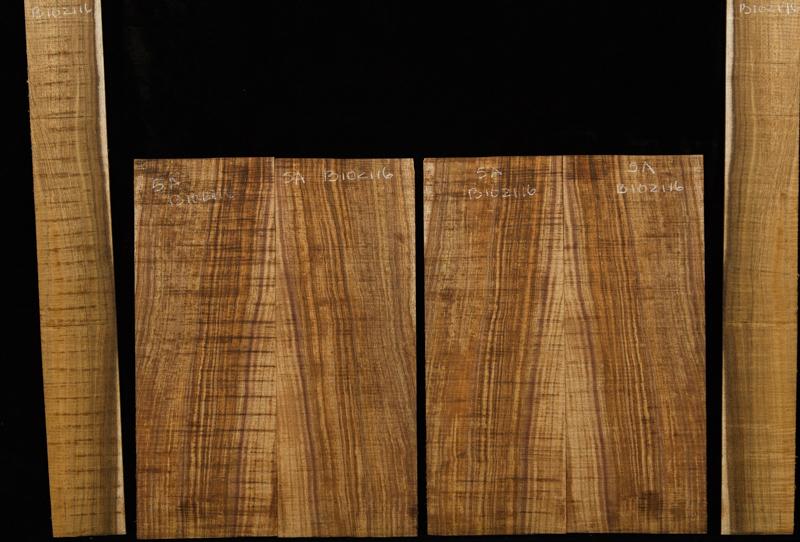 Koa Ukulele Tonewood B102116.5A