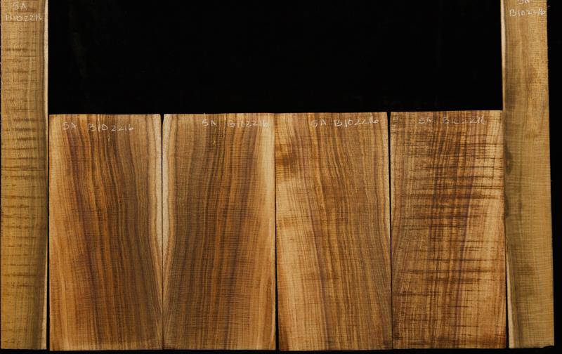 Koa Ukulele Tonewood B102216.5A