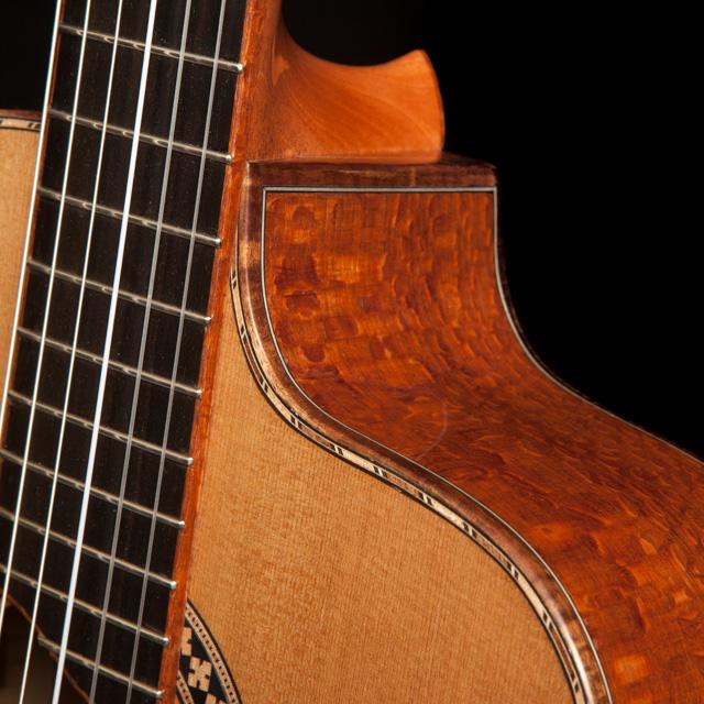 Lacewood Guitars and Ukuleles