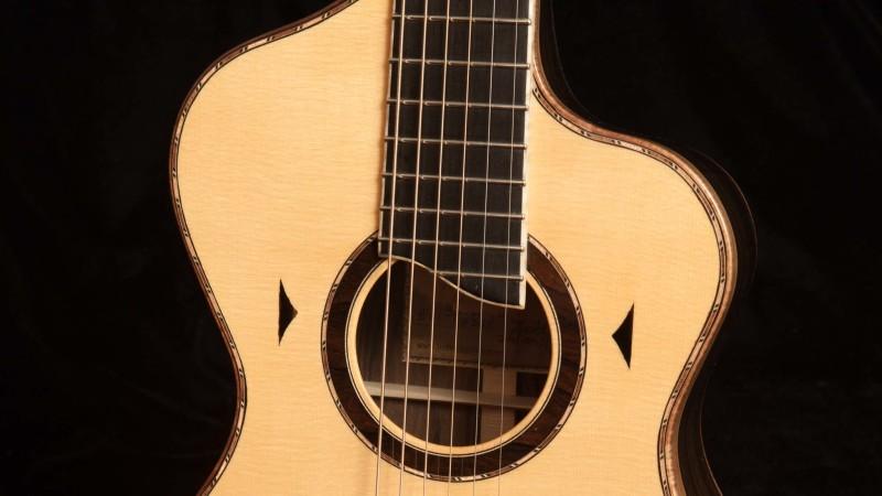 Lichty Bard Guitar
