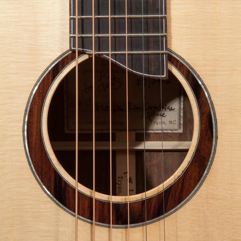 Custom Guitar Rosette - Ukulele Rosette | Lichty Guitars