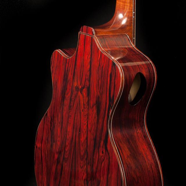 Lichty Custom Archtop Guitar