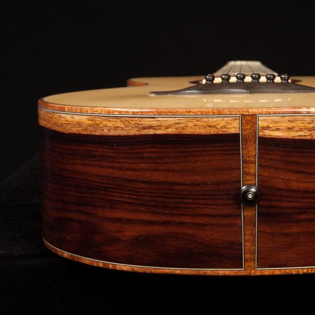 Lichty Custom Bard Guitar