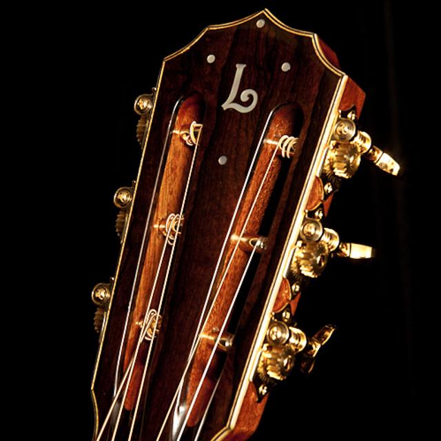 Lichty Custom Parlor Guitar