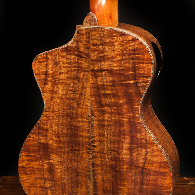 Lichty Custom Tenor Ukulele