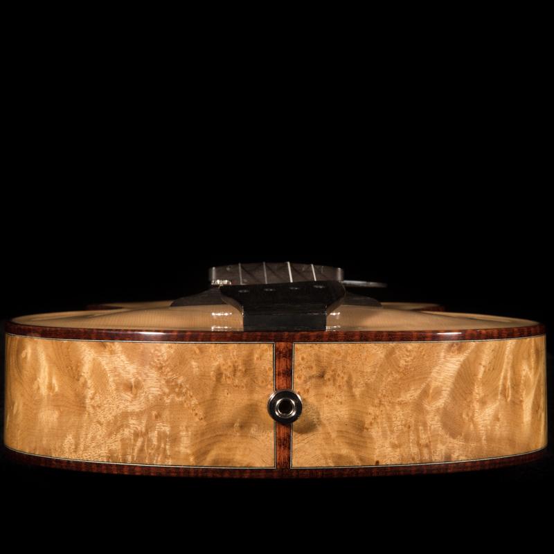 Lichty-Django-Myrtlewood-Archtop-Ukulele-U124