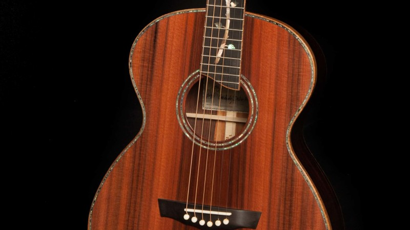 Lichty Double OO Guitar