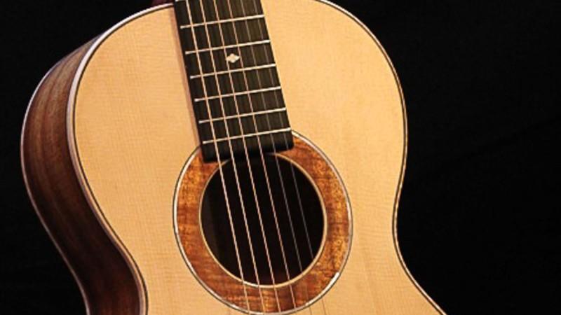 Lichty Parlor Guitar