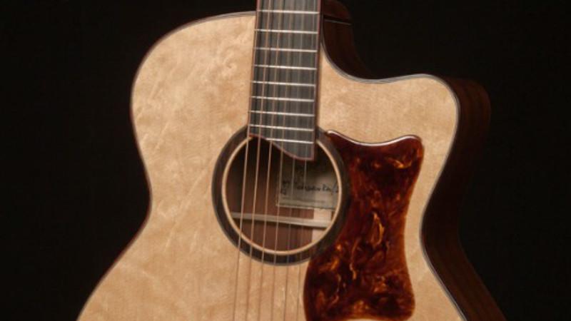Lichty Small Jumbo Guitar