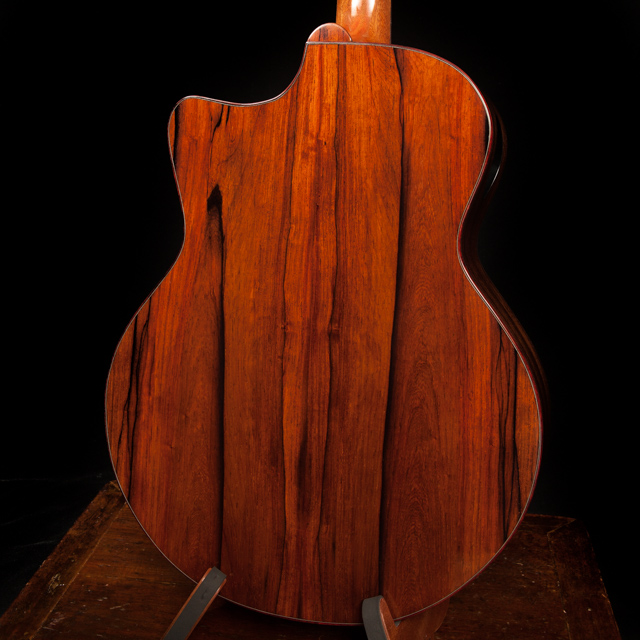 Madagascar Rosewood Guitars