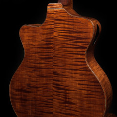 Maple Guitar
