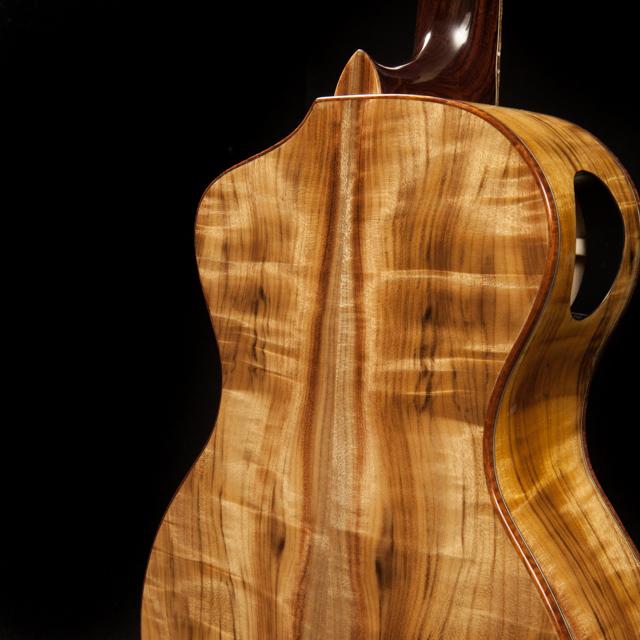 Myrtlewood Ukuleles and Guitars