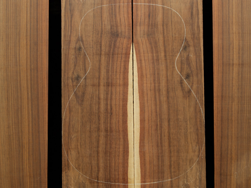 Granadillo Guitar Tonewood
