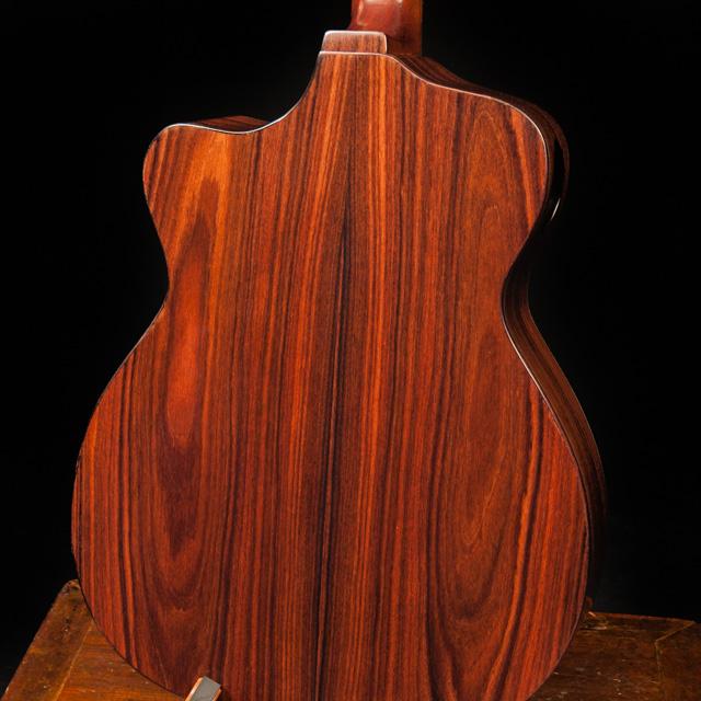 Pau Ferro Guitars and Ukuleles