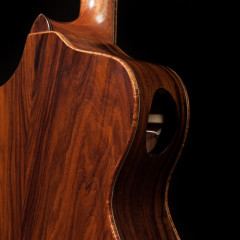 Pau Ferro Guitars and Ukuleles