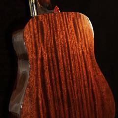 Sapele Guitar