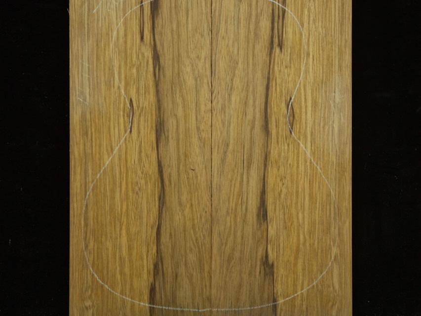 Black Limba Tonewood Tenor 021014