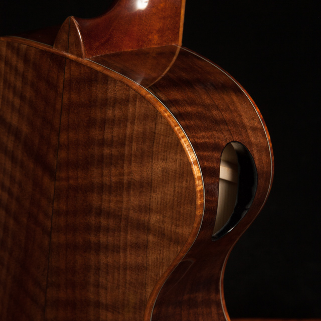 Walnut Guitars and Ukuleles