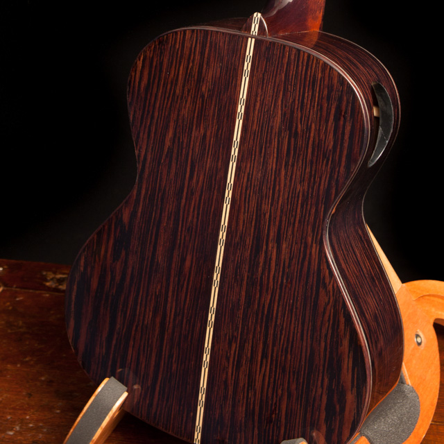 Wenge Guitars and Ukuleles