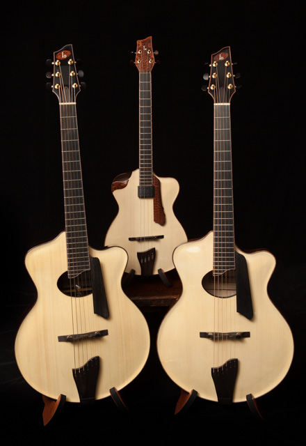 Lichty Archtop Guitars and Ukuleles