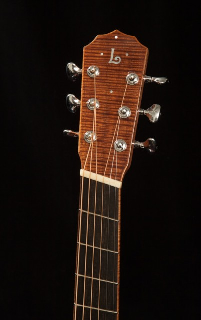 Lichty Custom Handmade Acoustic Guitar
