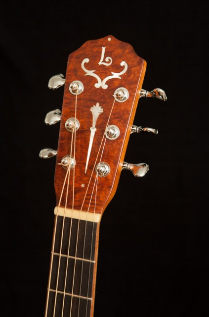Lichty Custom Handmade Acoustic Guitar