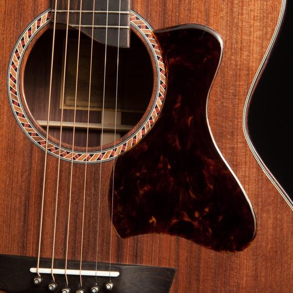 Handcrafted Guitar Pickguard