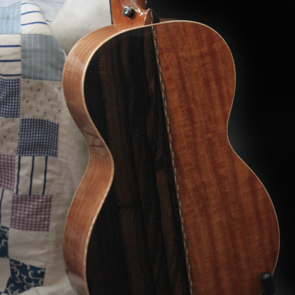 Patchwork Guitar