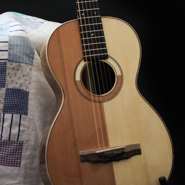 Patchwork Guitar