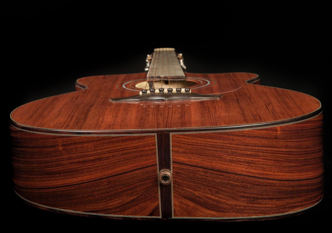 Wedge-shaped Guitar